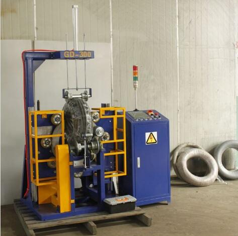 automatic tyre stretch wrapping machine