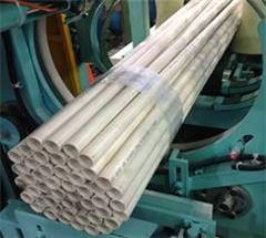 automatic pipe and tube bundle packing line