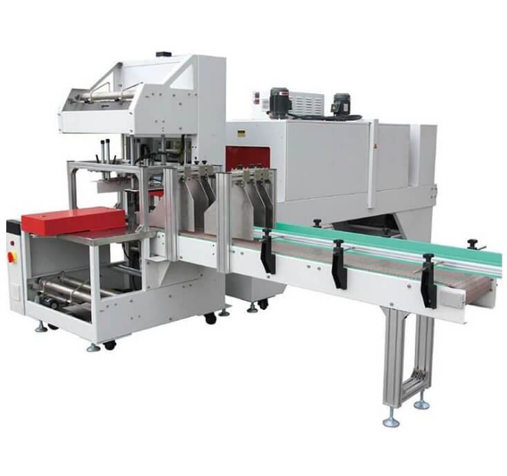 The feature and characteristic of the PE film shrink packaging machine
